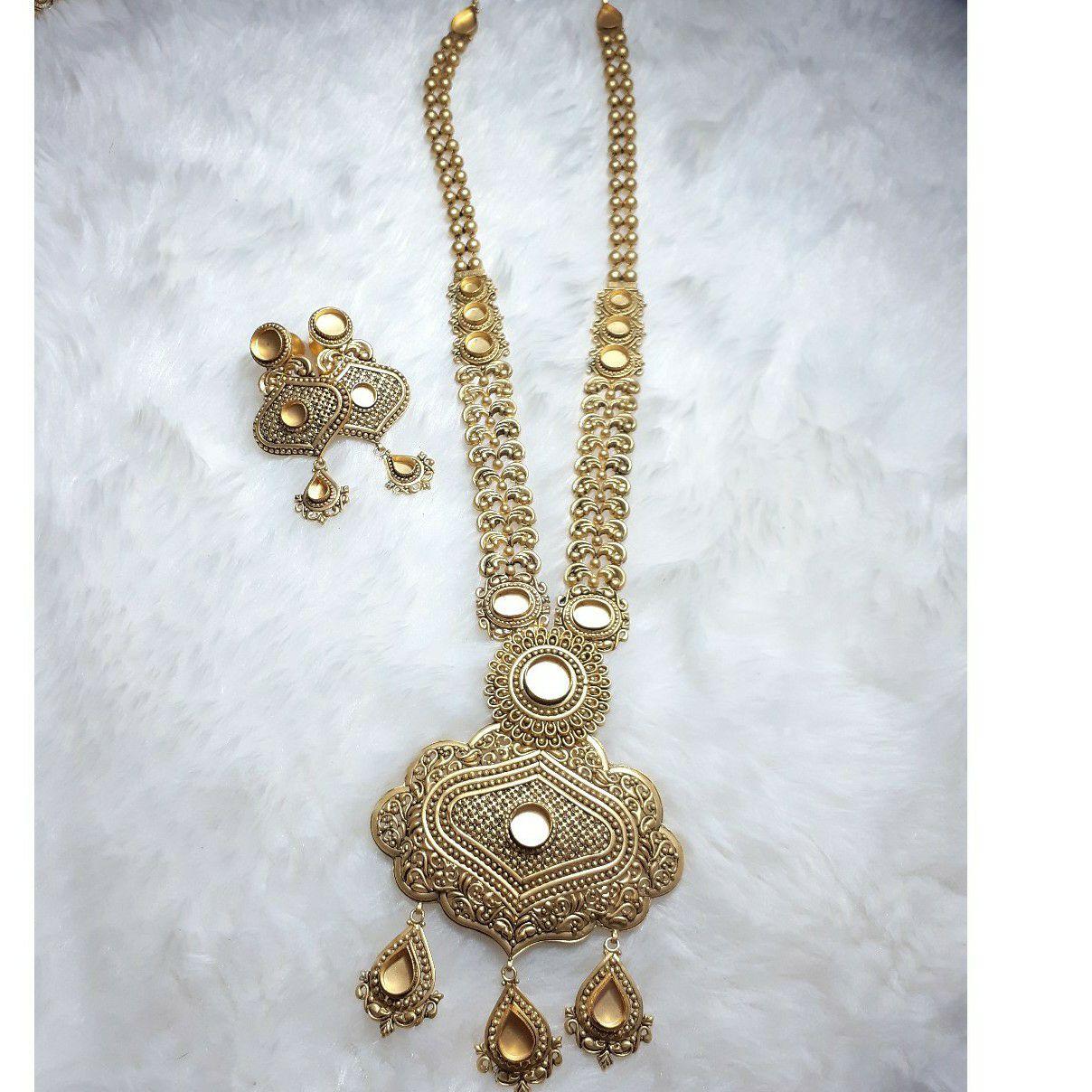 Antique Khokha Necklace Set