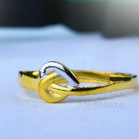 Plain Ladies Ring