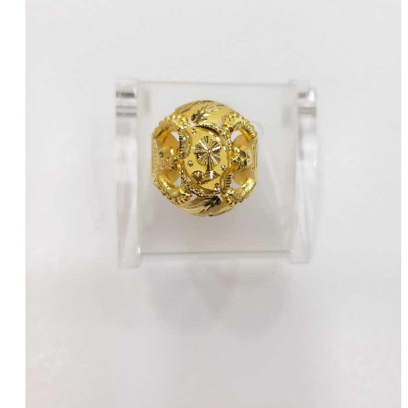 760 gold najaran gents rings RJ-N004