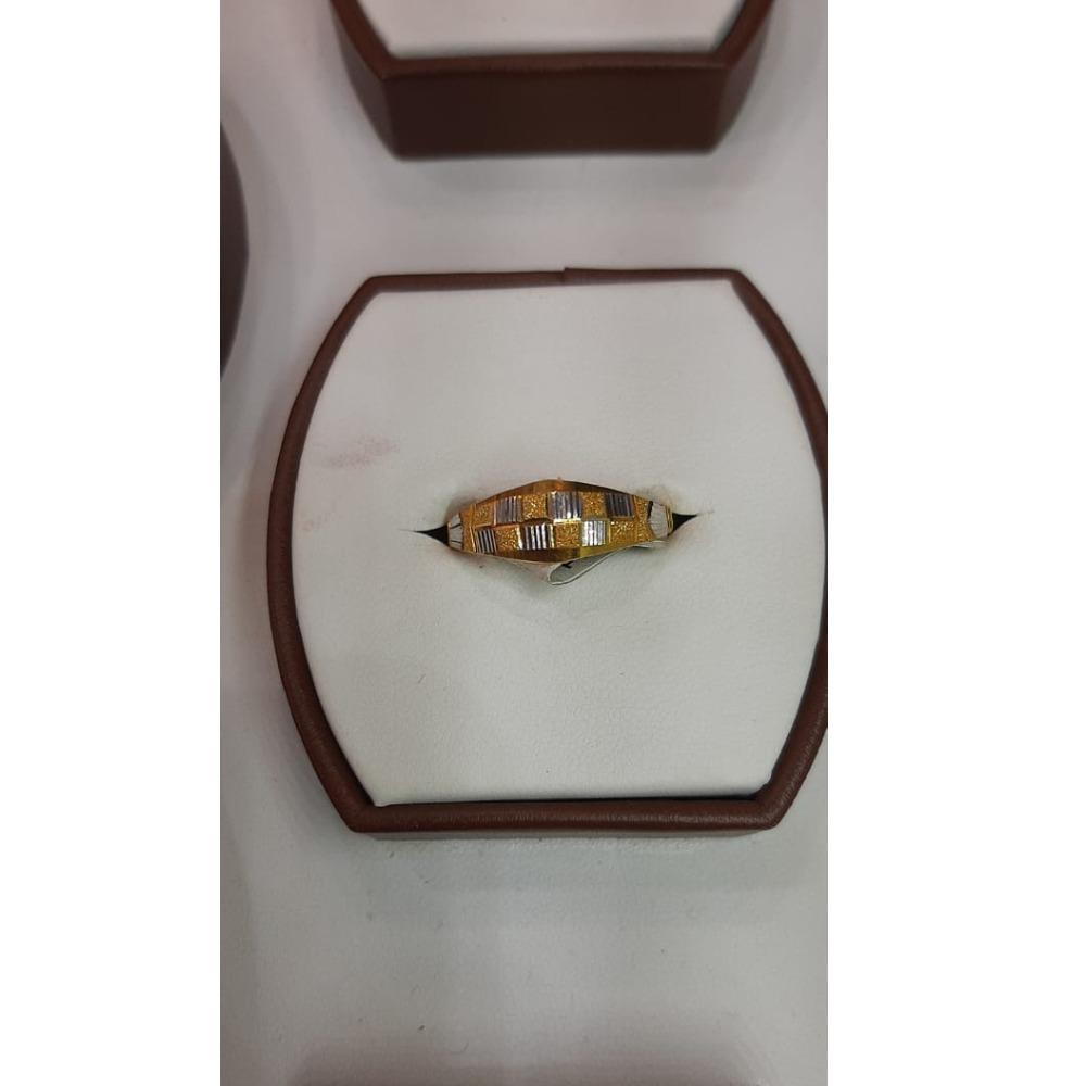 916 Gold Fancy Ladies Ring MJ-R011