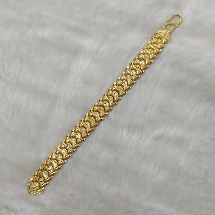 916 Gold Bahubali Gent's Lucky