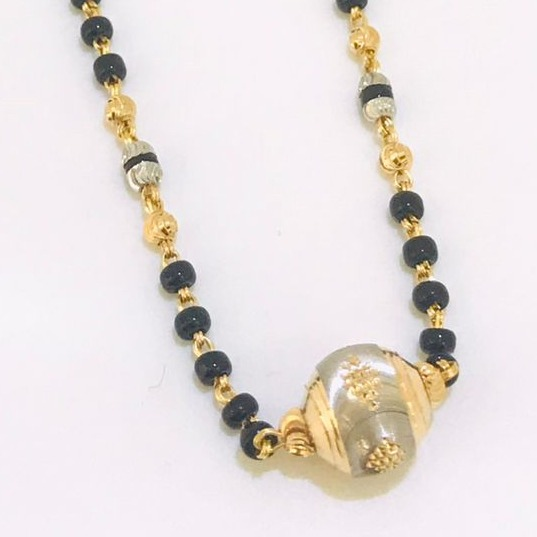 22 ct Gold Mangalsutra