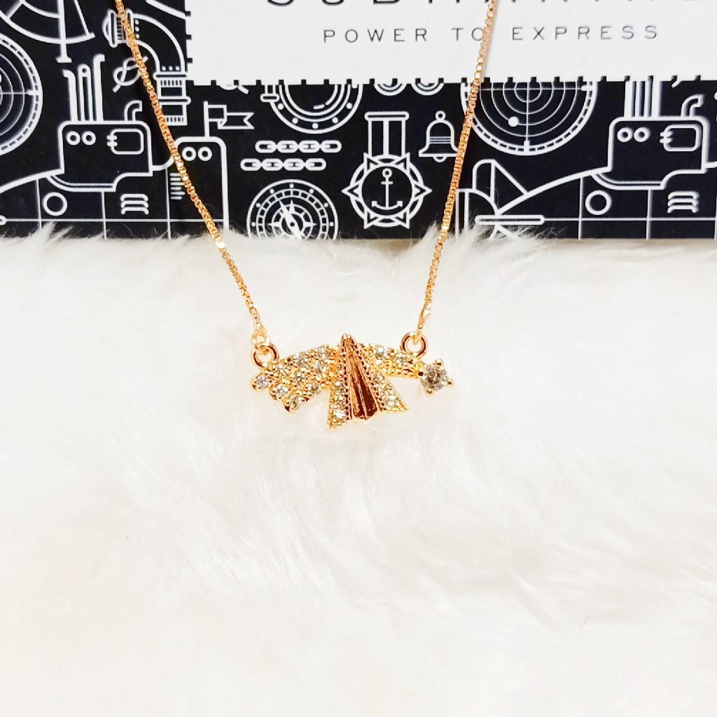antique chain pendent