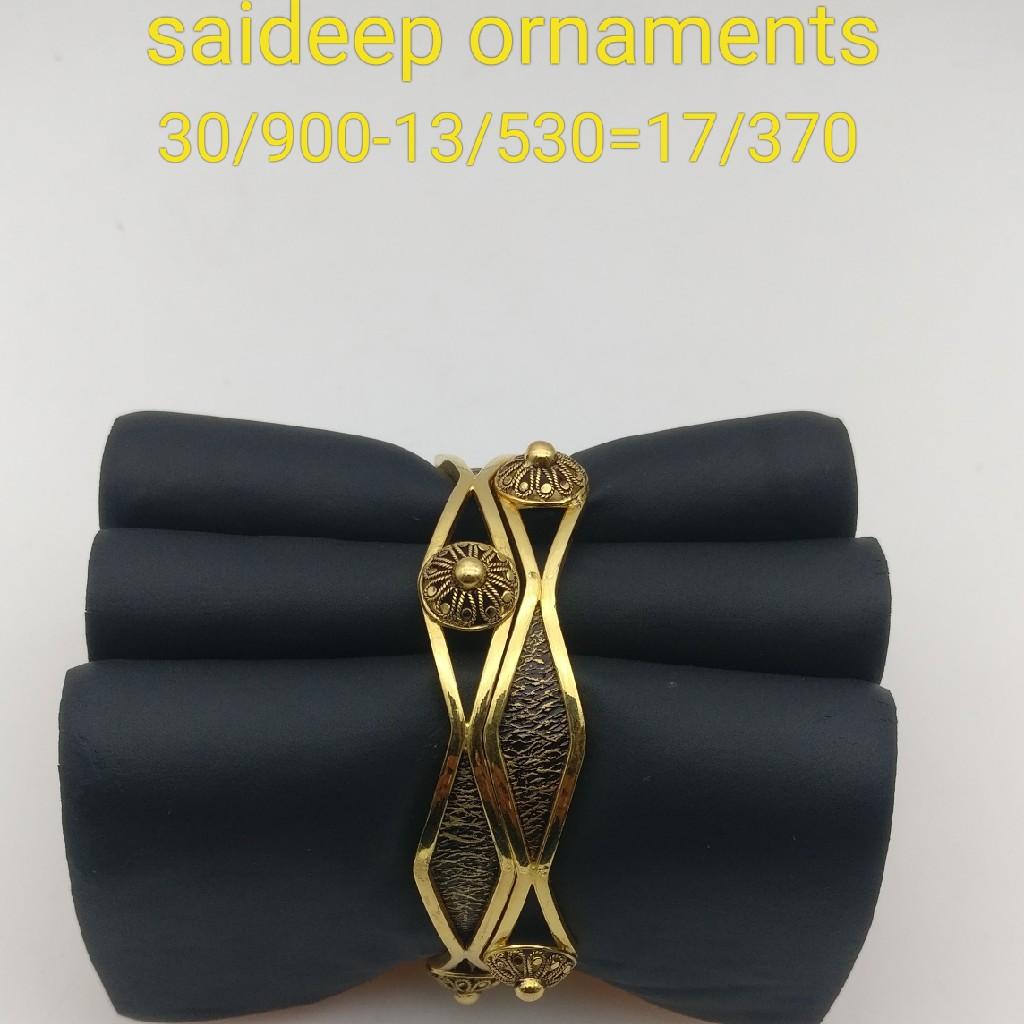 916 22kt Bangles Kadli design