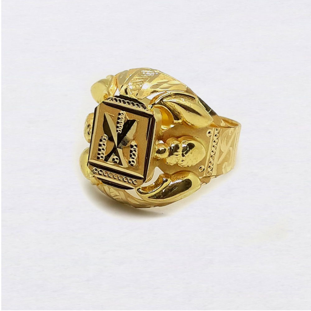 916 Najarana Gold Ring