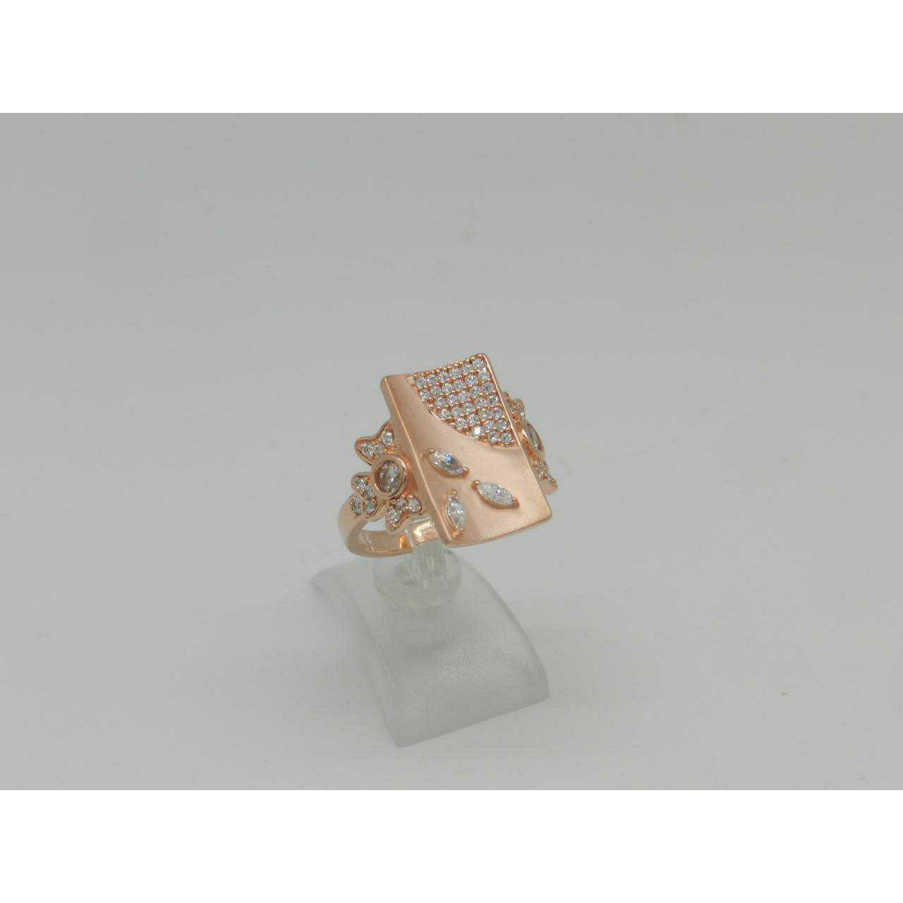 92.5 Sterling Silver Jents Ring Ms-4056