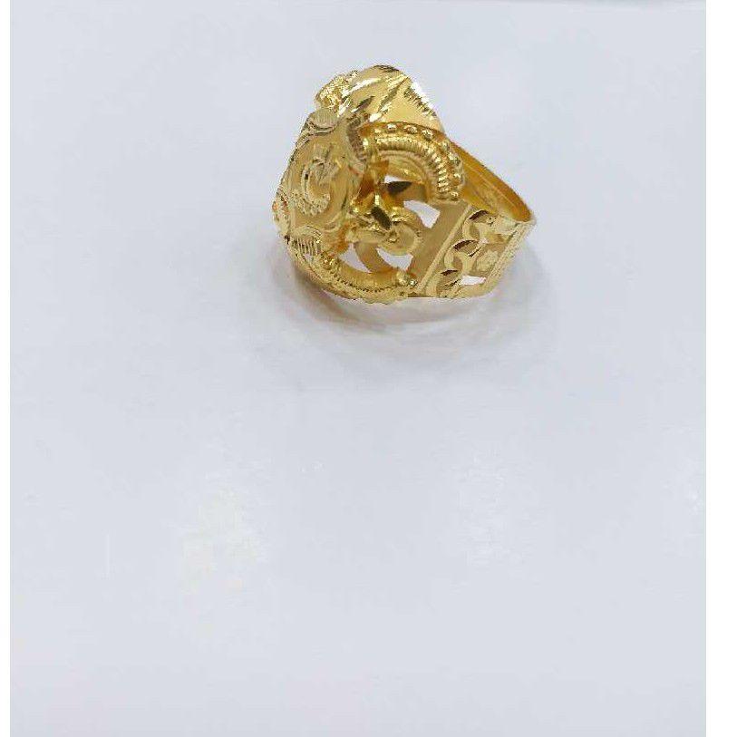 760 gold najarana gents rings RJ-N005