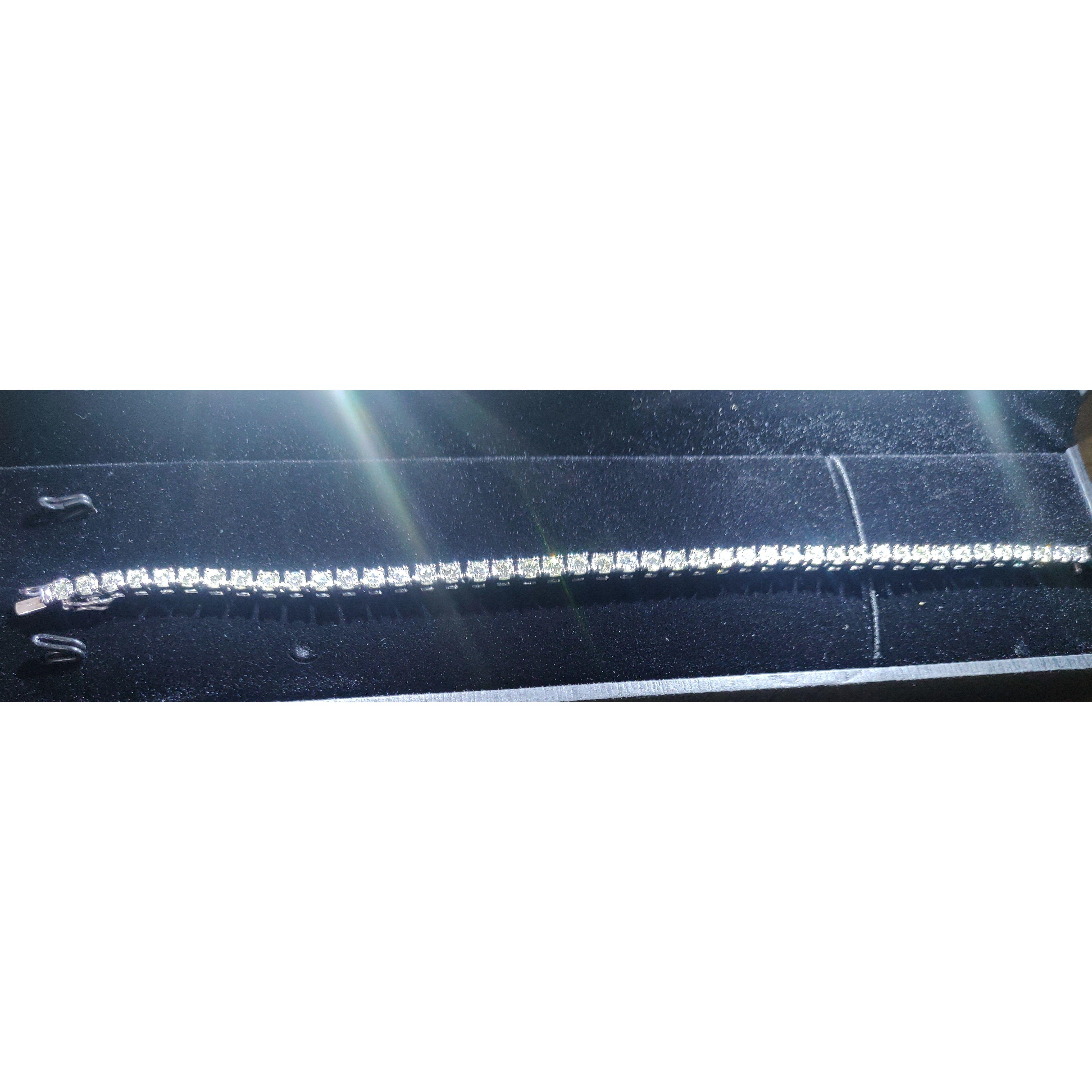 Diamond bracelet cum necklace