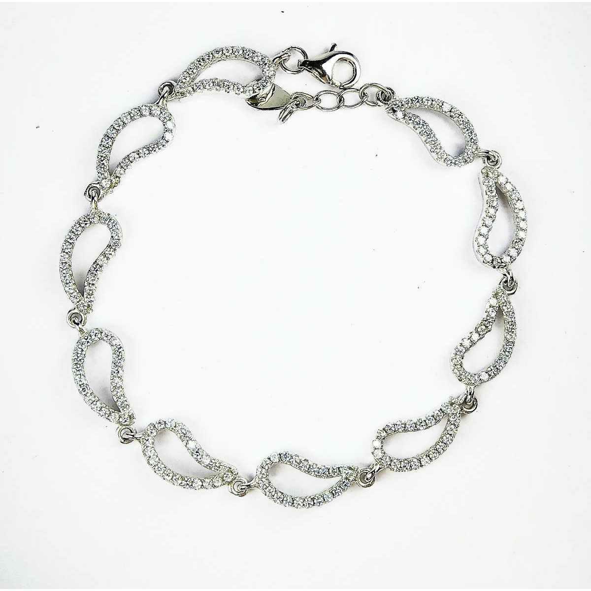 Expensive 925 Silver Ladies Bracelet
