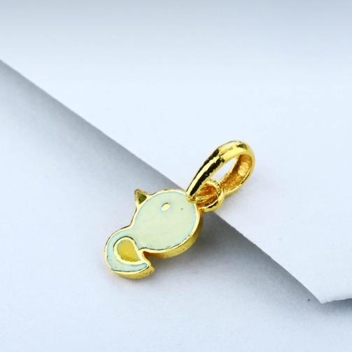 916 gold baby pendal RH-BP10