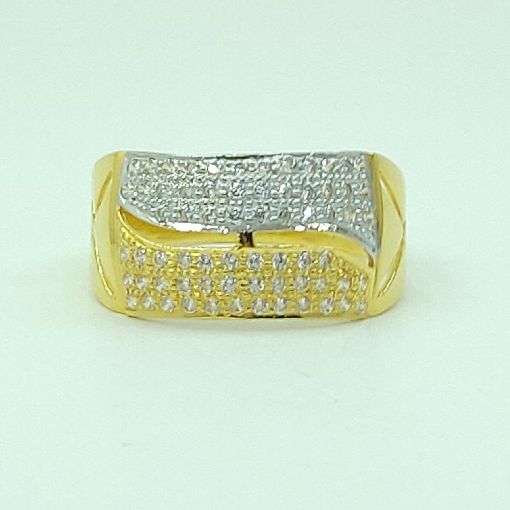 22kt/916 special light weight wedding gents ring