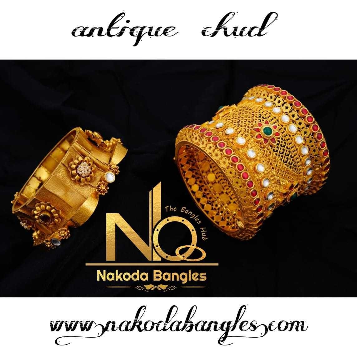 916 Gold Antique Chud NB-1132