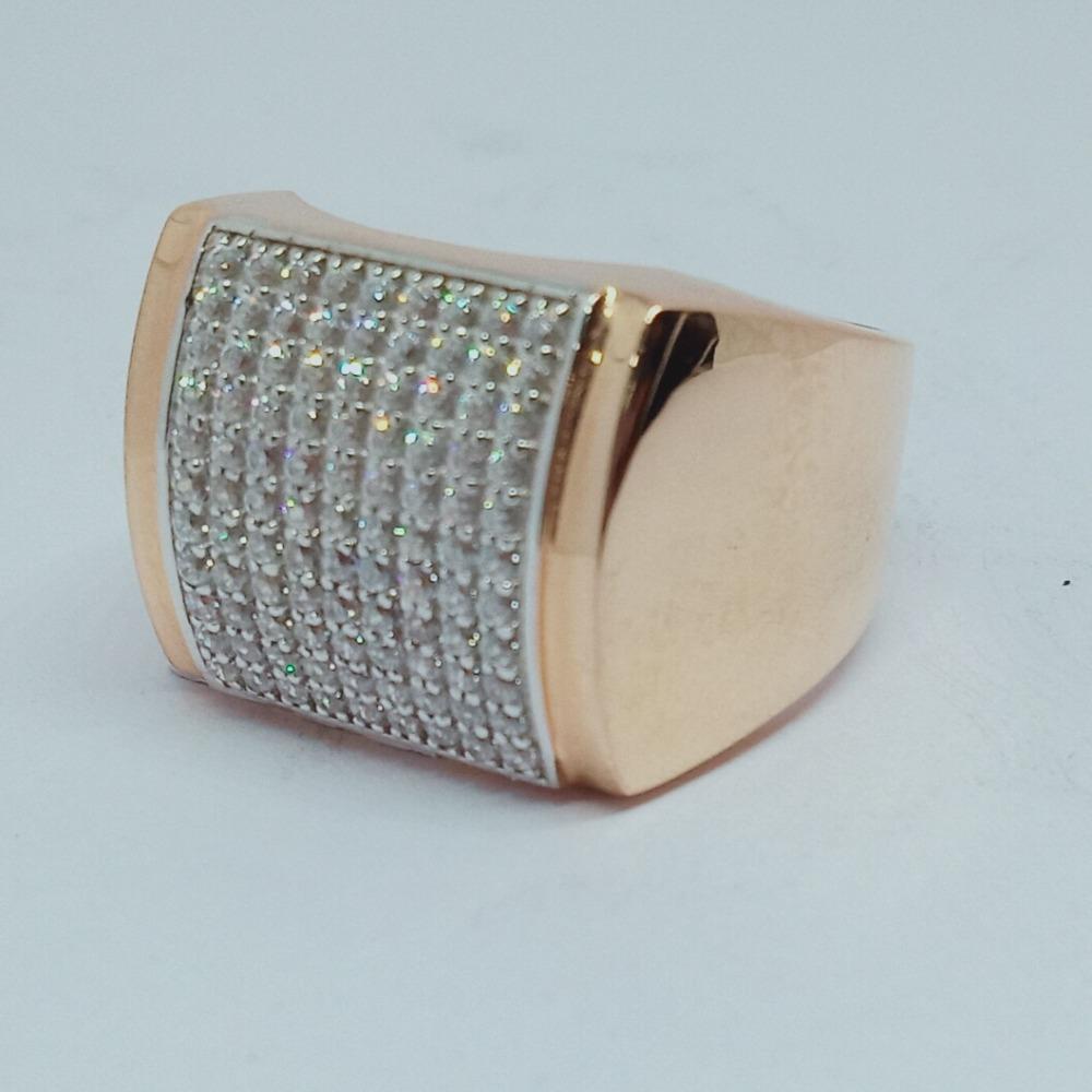 18KT Gold Gents Ring LJ-8