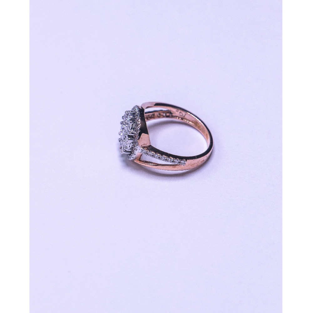 18k gold diamond ladies ring agj-lr-317