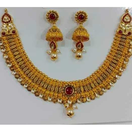 22 CT Fancy Necklace Set