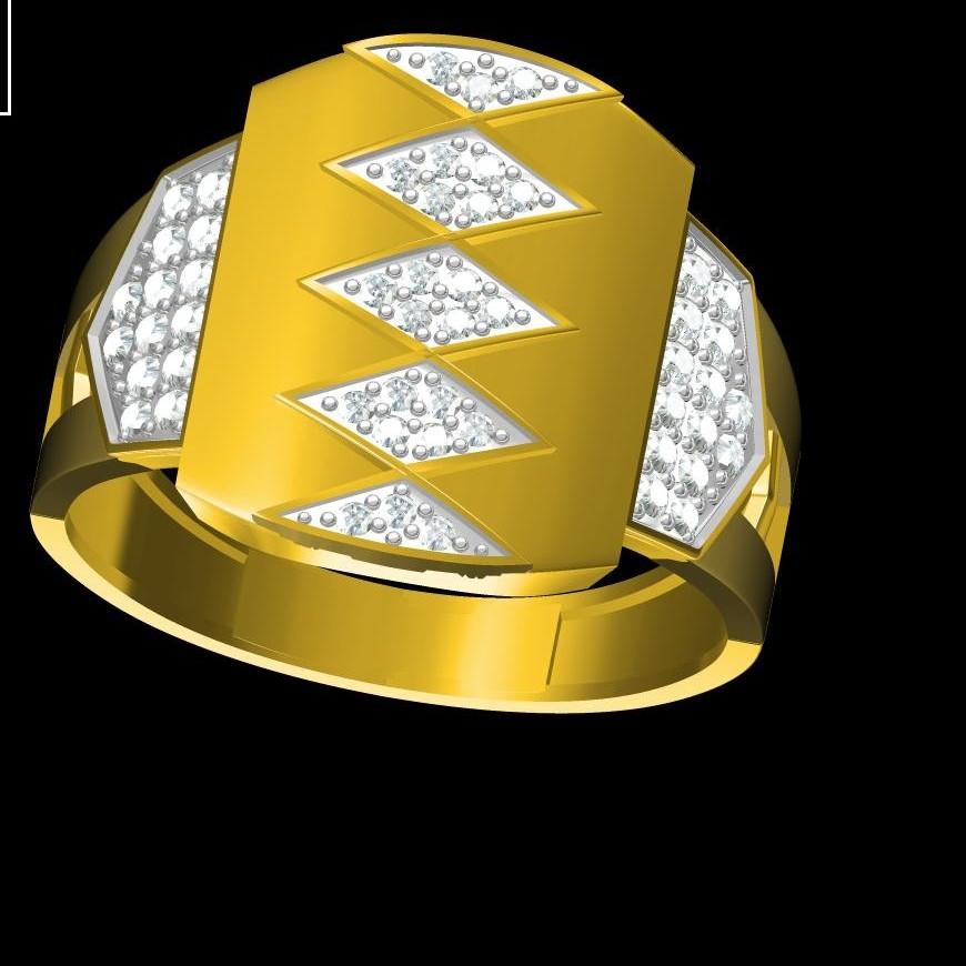 916 Gents Rings