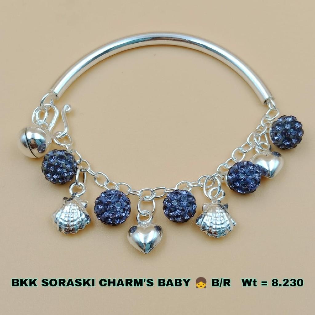92.5 Fancy baby Kada sl bk003