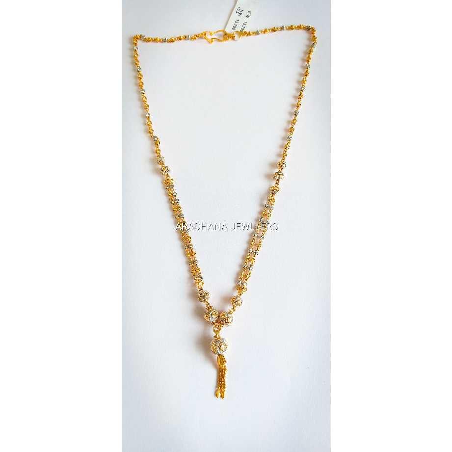 916 Gold Dokiya Style Neckles