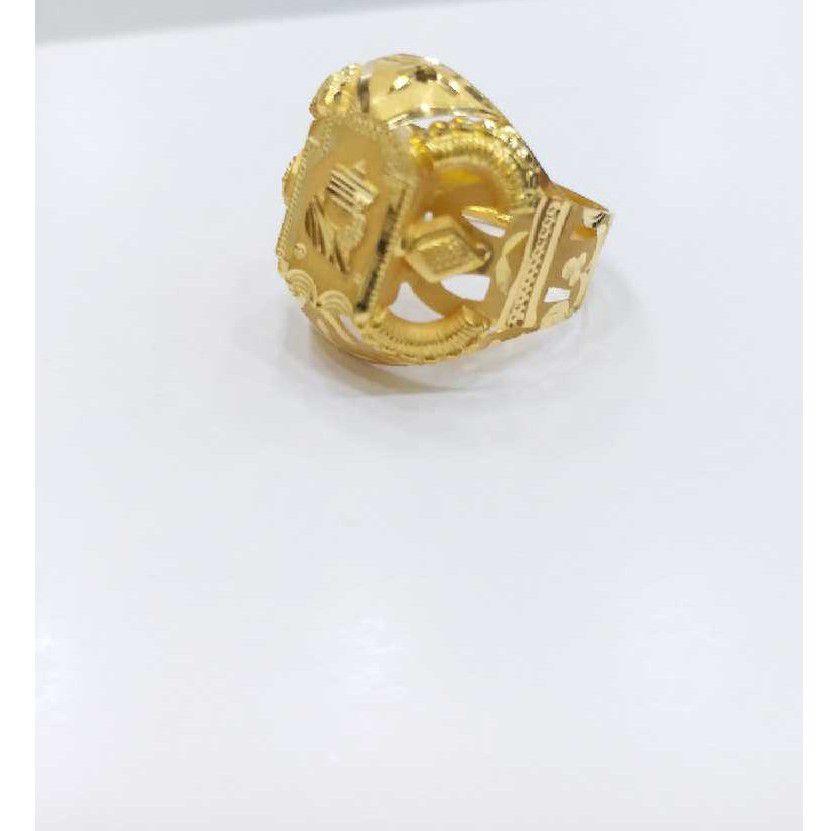 760 gold najarana gents rings RJ-N006