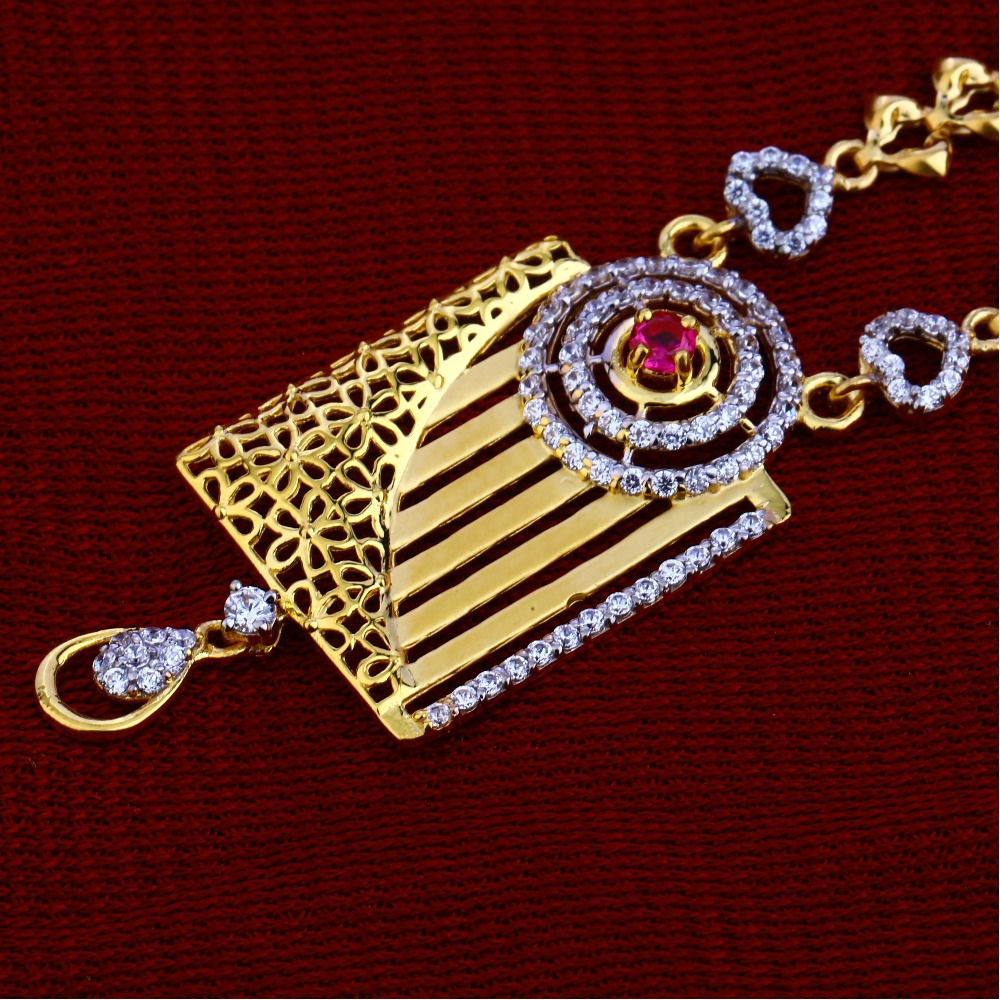 22kt Gold  Chain Necklace CN65