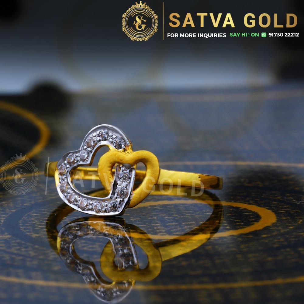 916 gold ring sgr-0041