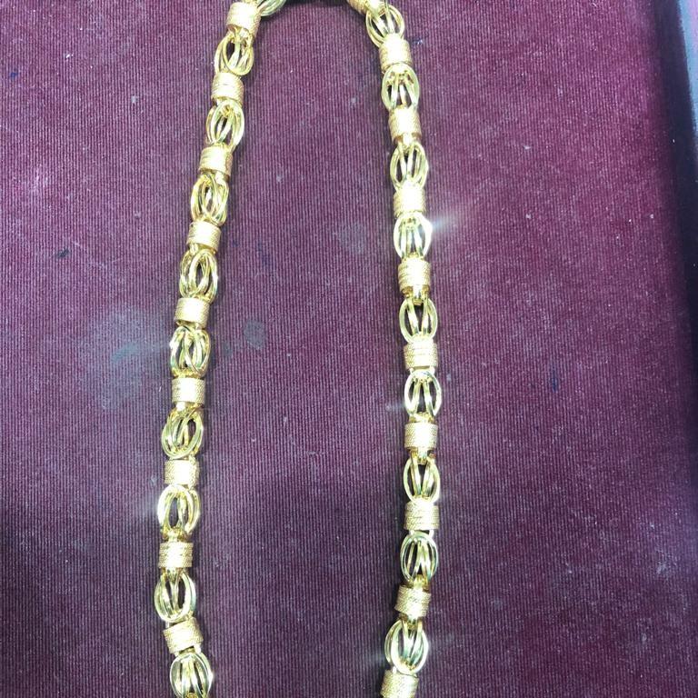 Indo italian chain