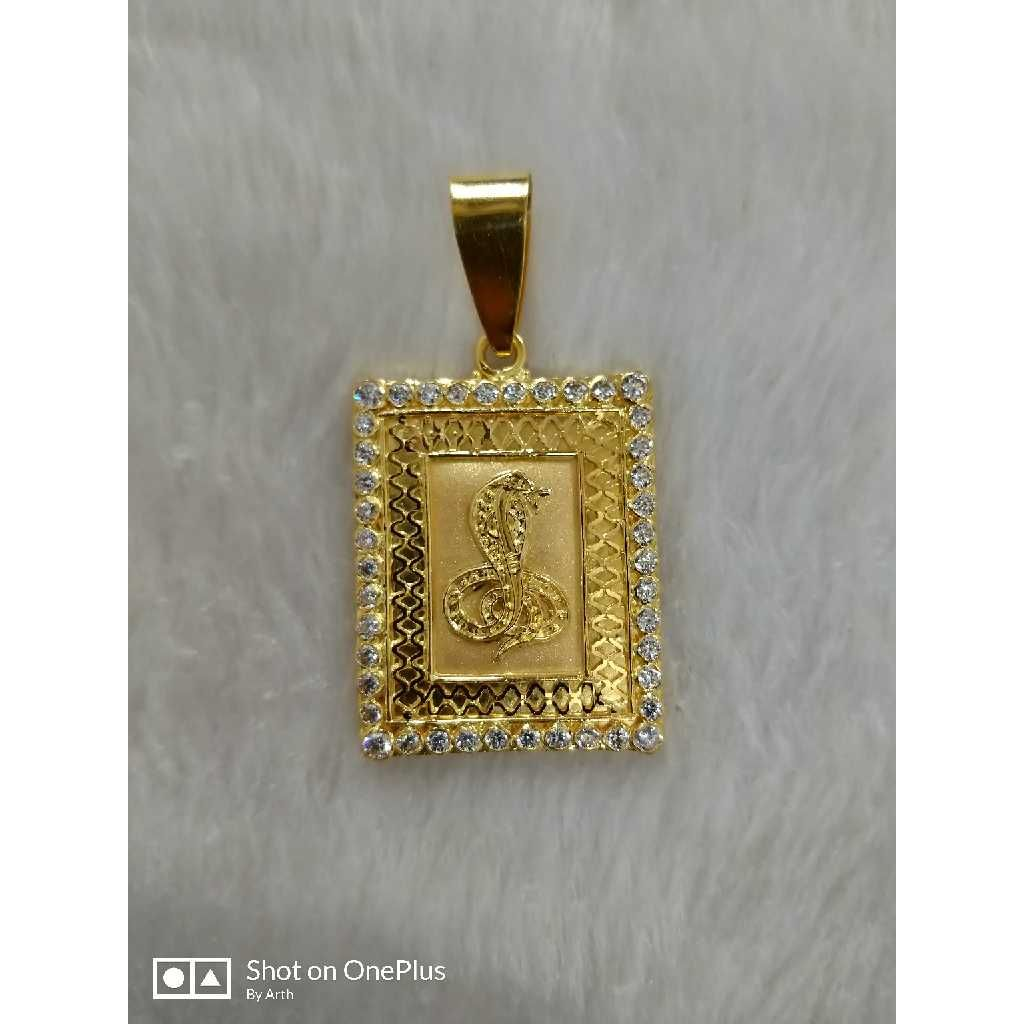 Antique Gold Goga Maharaj Pandal