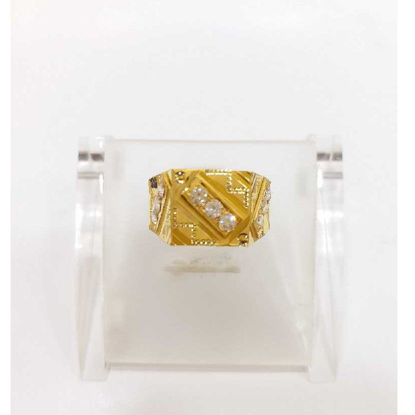 760 gold box rings RJ-B010