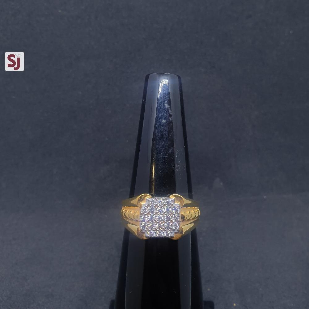 Gents Ring Diamond GRG-0687