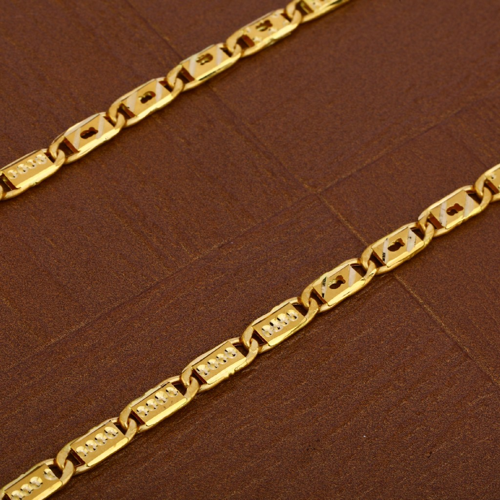 Mens Gold Chain-MNC43