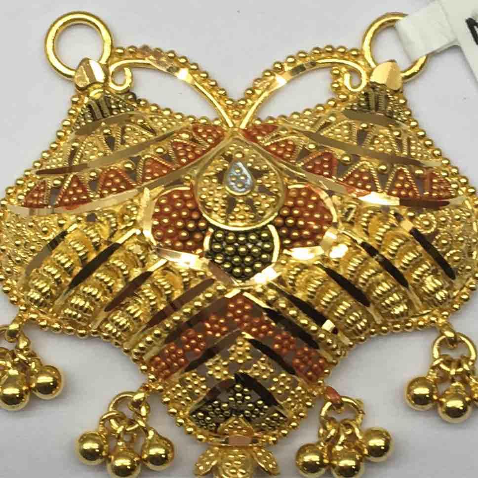 22ct Mangalsutra pendant