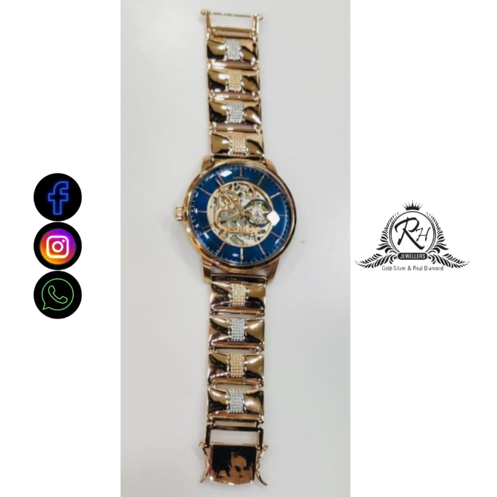 22 carat gold gents watch RH-TD485