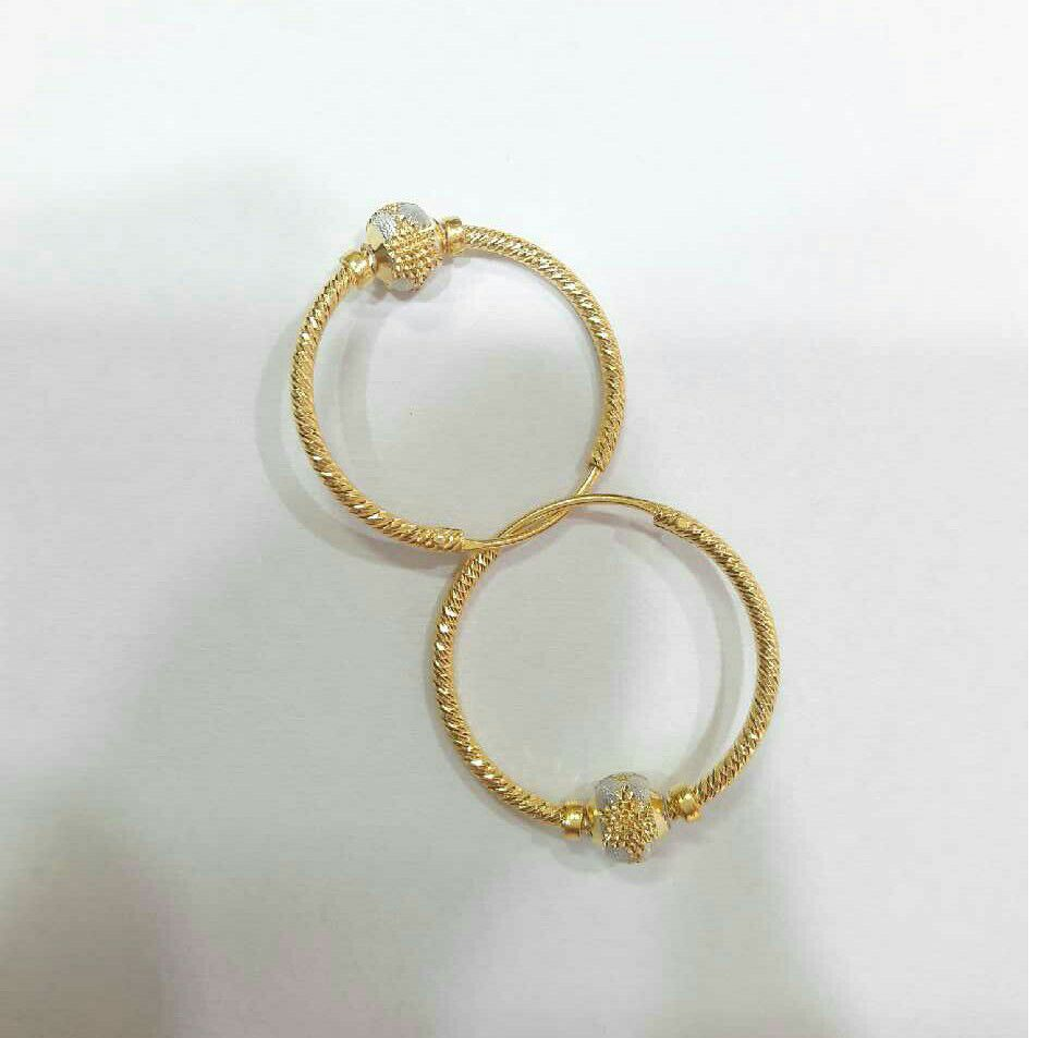 22kt Gold Fancy Cnc Bali