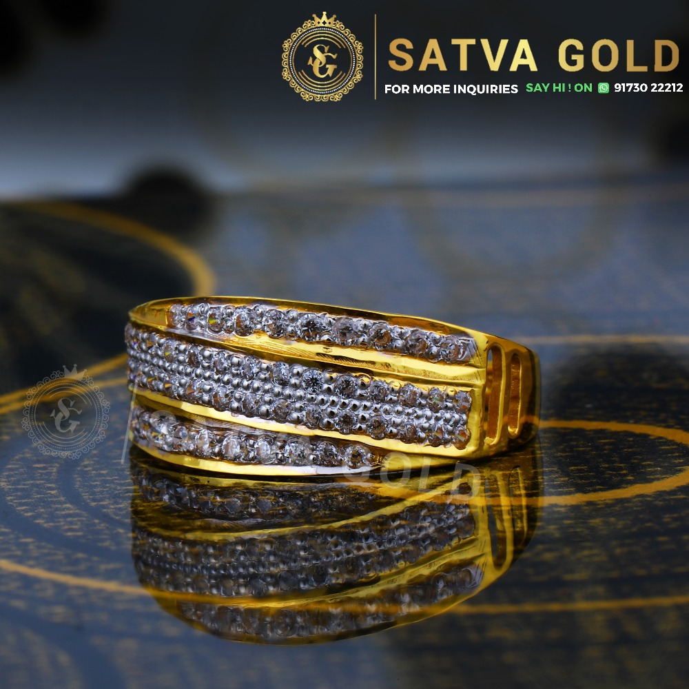 916 gold ring sgr-0042