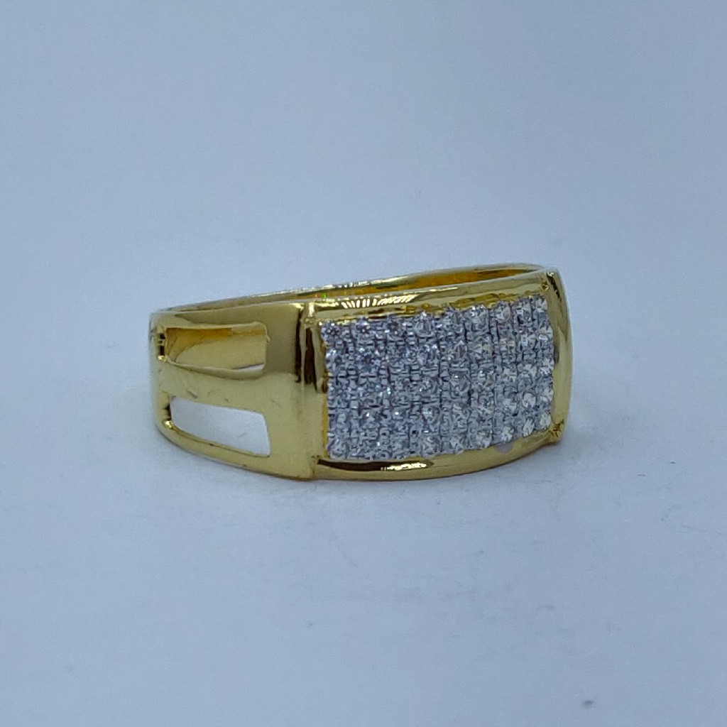 916 light weight gents ring