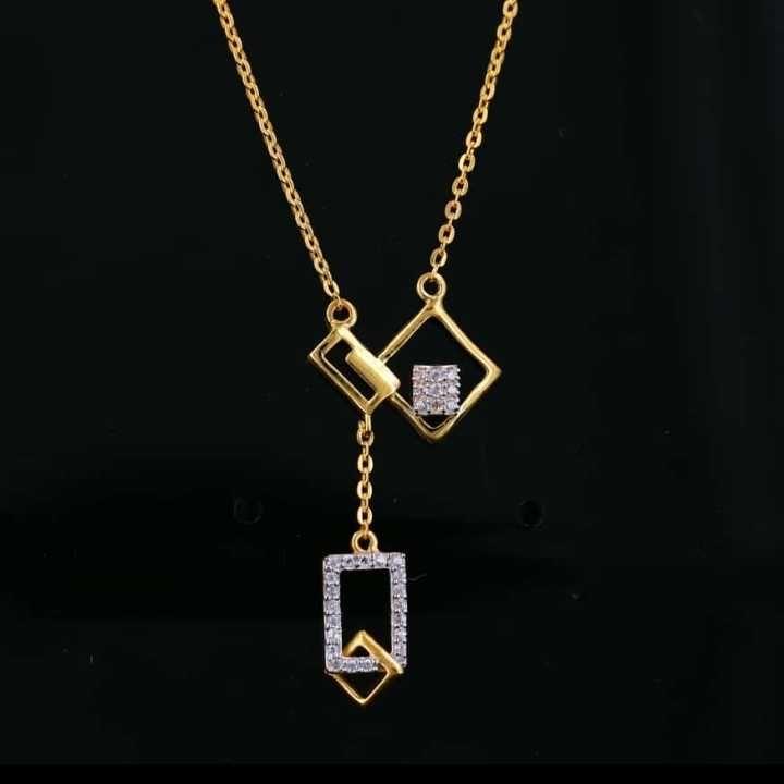22 K Gold Fancy Dokiya. NJ-P01155