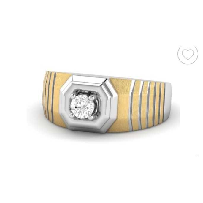 Fancy Gents Ring