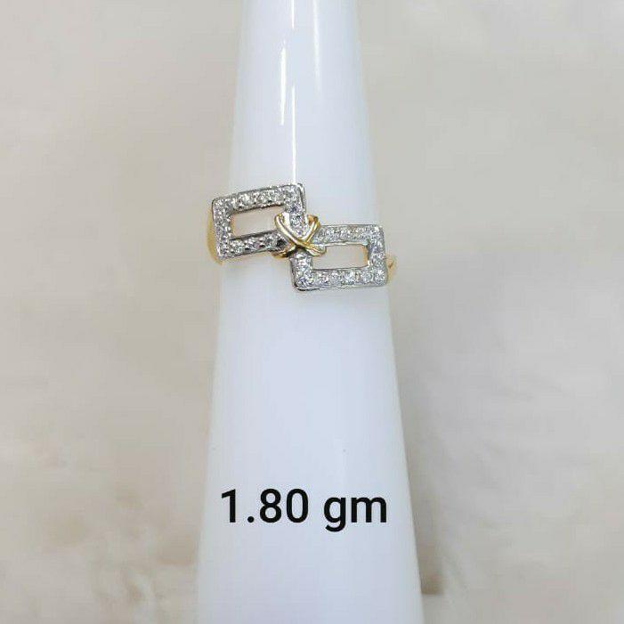 916 Fancy Delicate Ladies Ring
