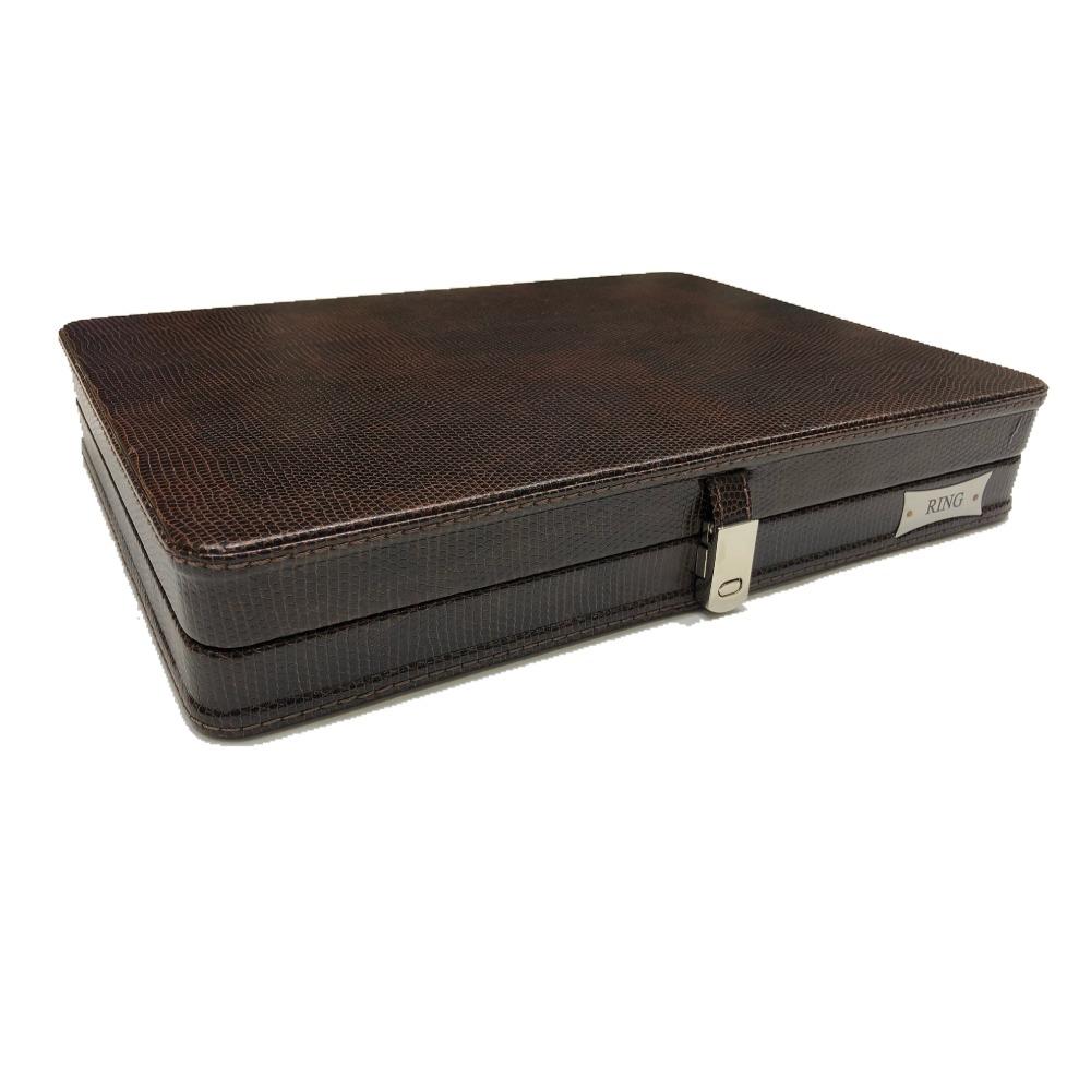 Jewellery brown li-Z stock box