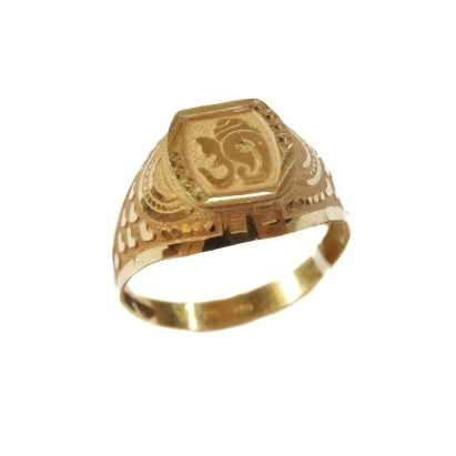22k gold ring mga - gr0034