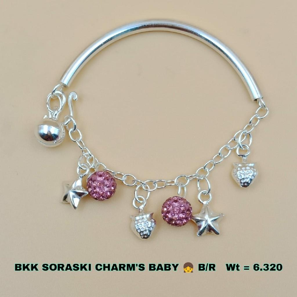 92.5 bkk charms kada SL BK008