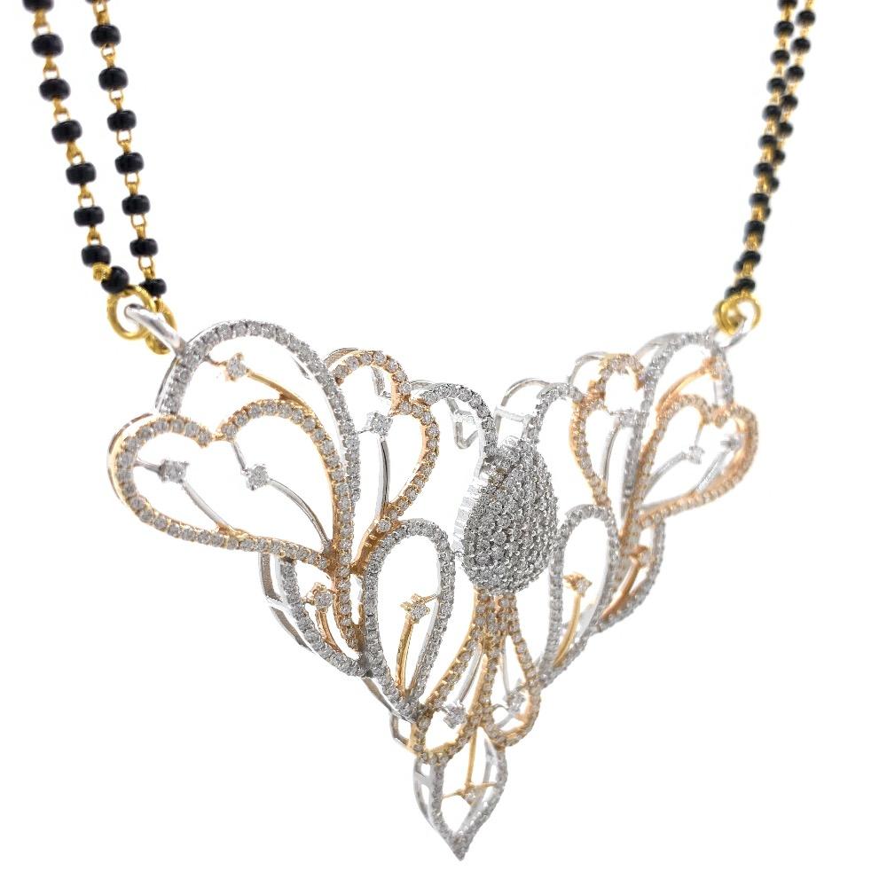 grandiose Diamond Tanmaniya in Rose Gold 6DHP49
