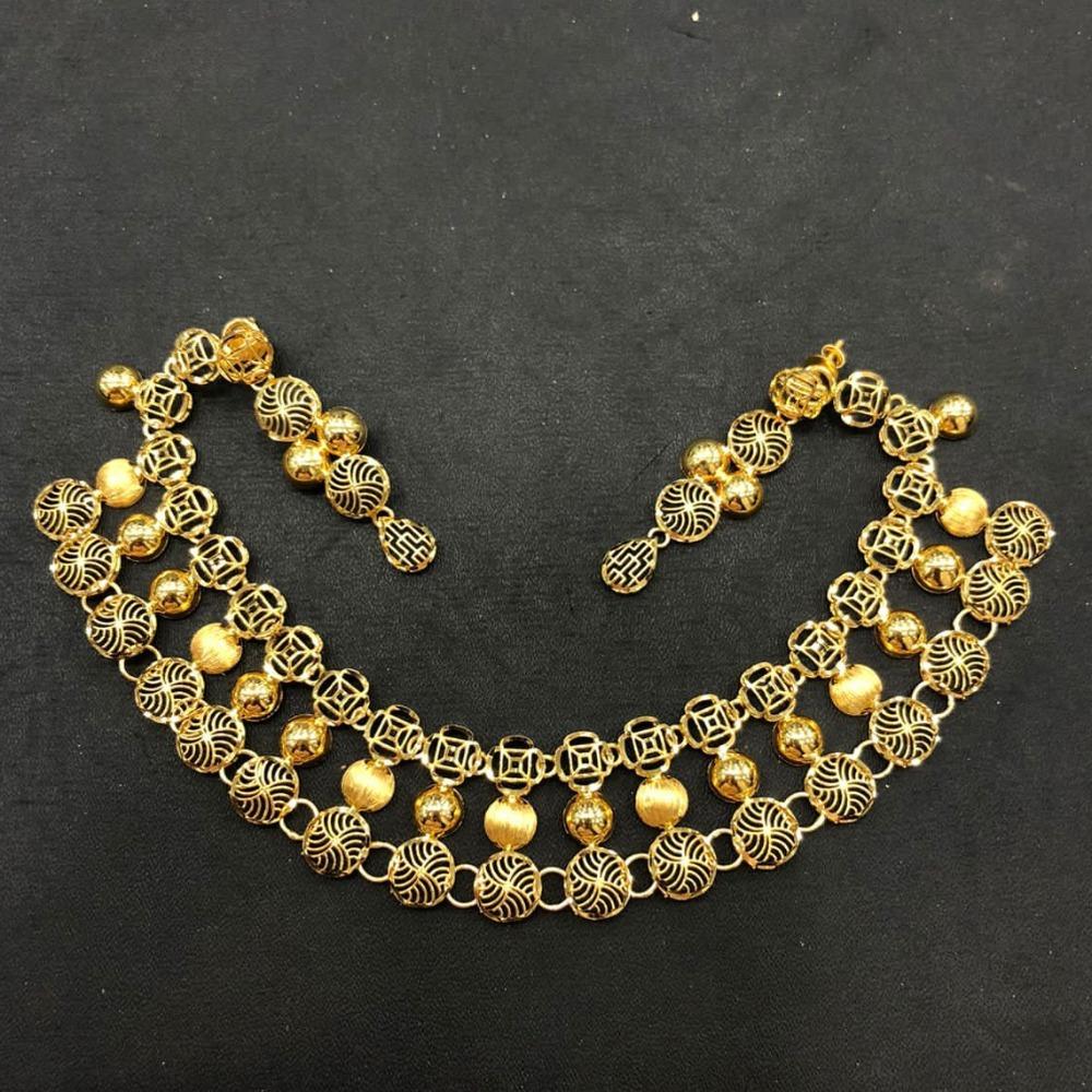 916 Gold Designer Turkish Necklace