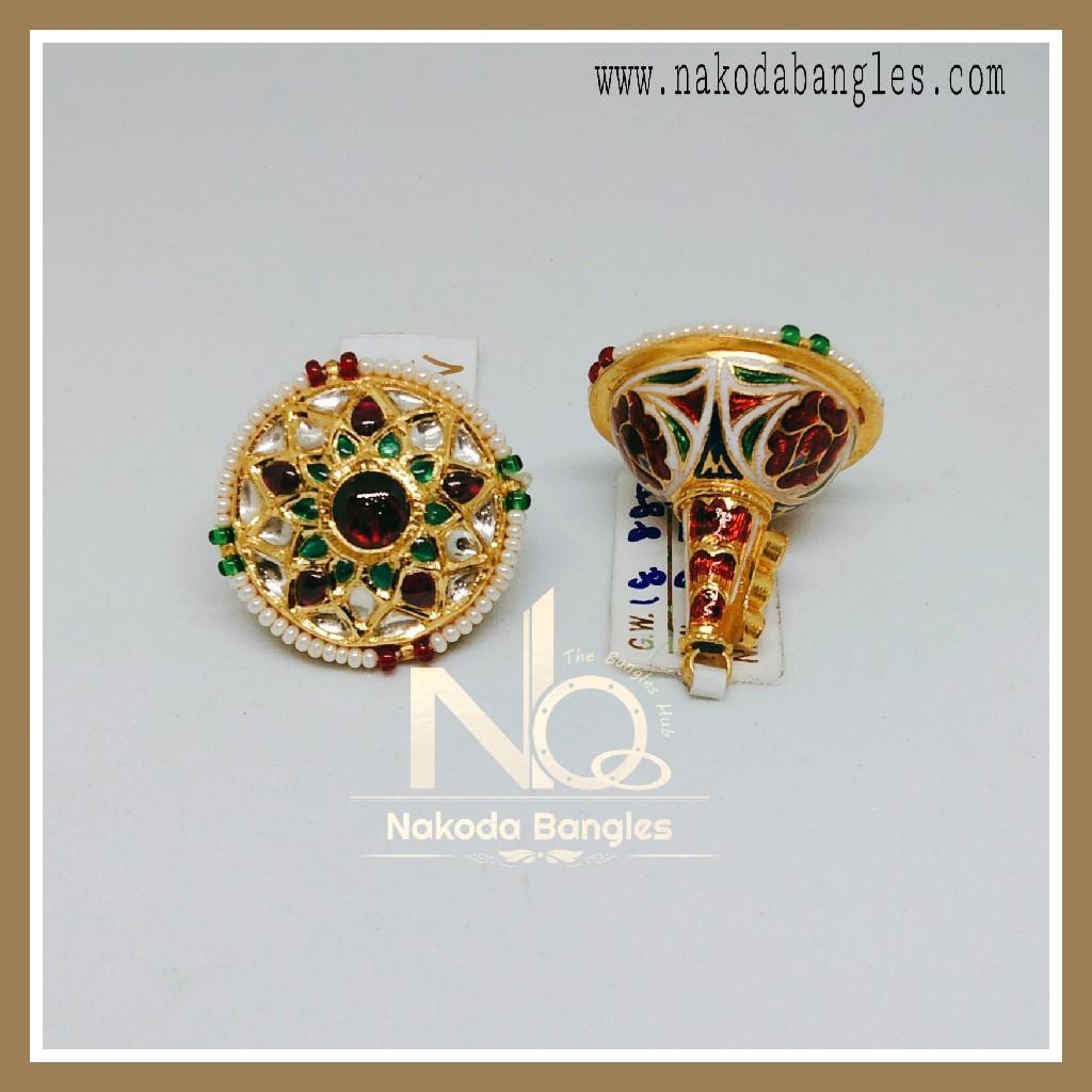 916 Gold Antique Rakhdi NB-264