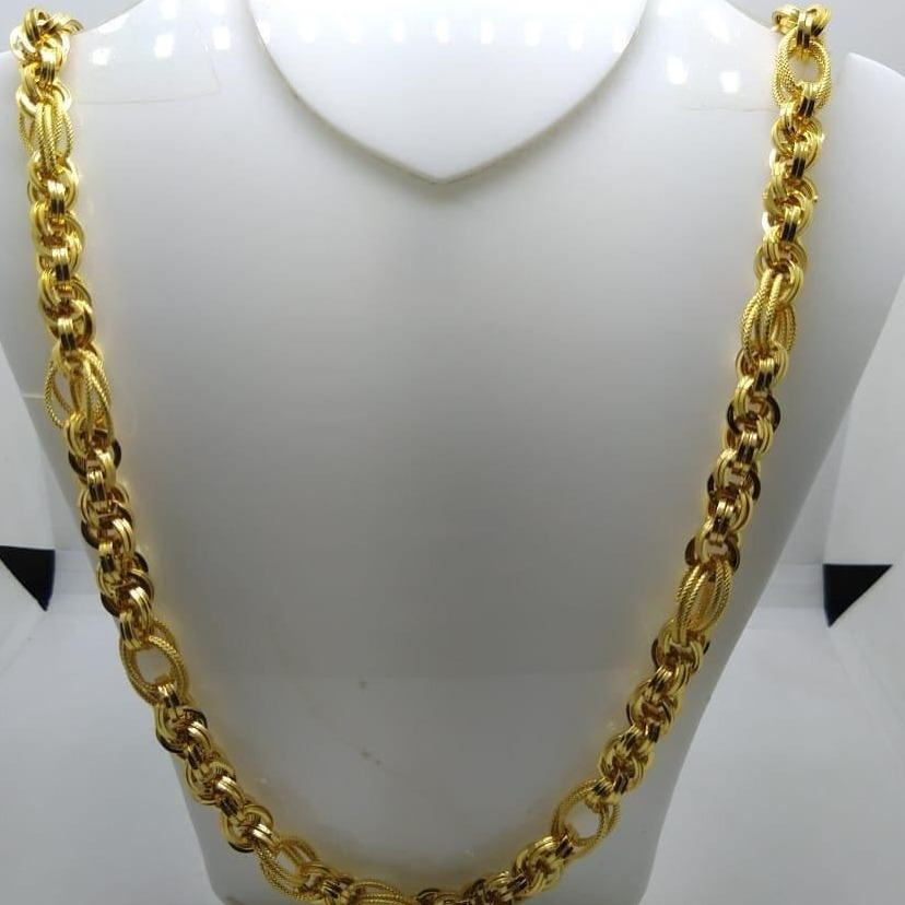 22Kt Gold Indo Gents Chain RH-CH047