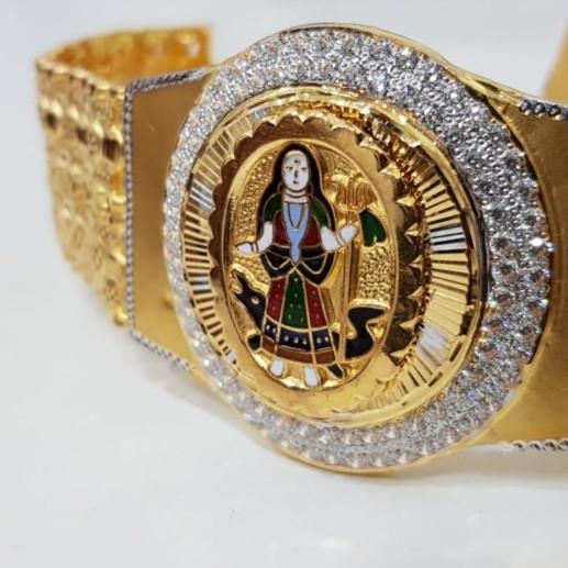 916 Gold Ladies ring