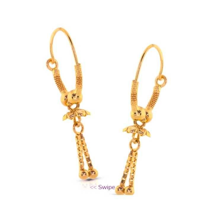 22 CT Fancy Earrings