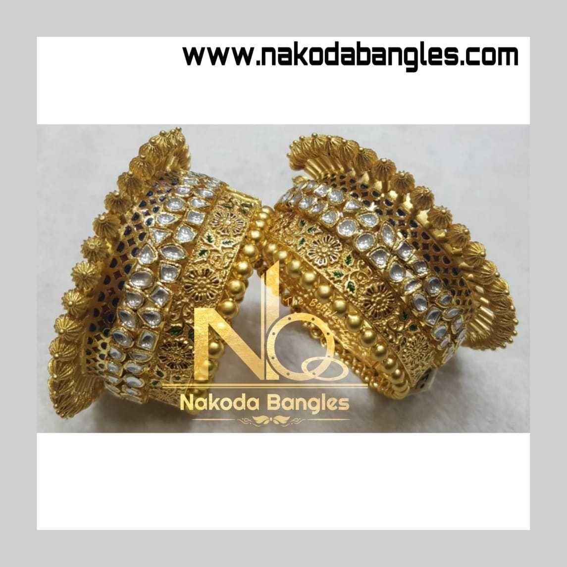 916 Gold Antique Chud NB-1124