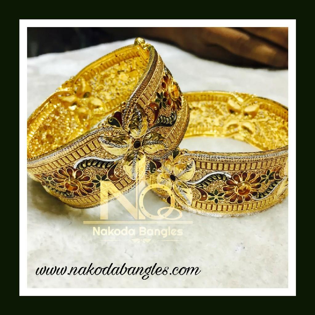 916 gold antique chud nb-1103