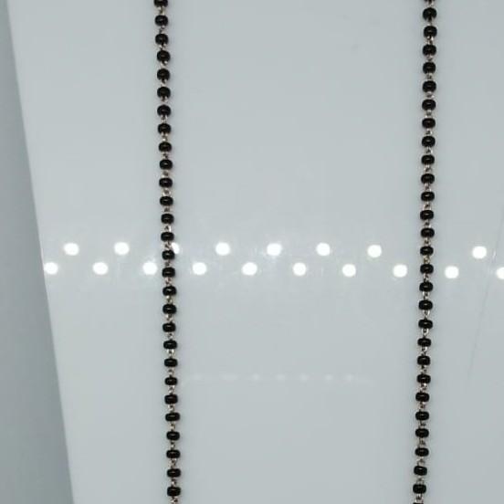76 Rose Gold  Beads Kidiya Sher RMS56